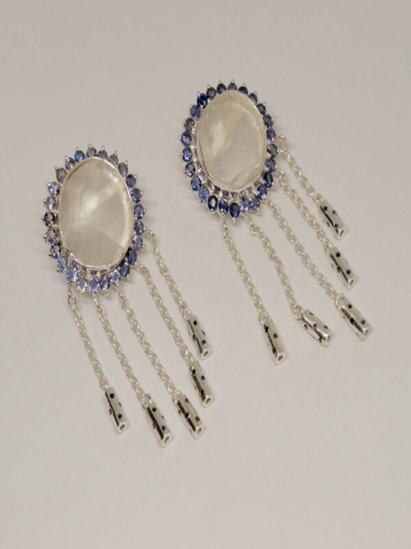 collection 1 new order clear quartz, iolite